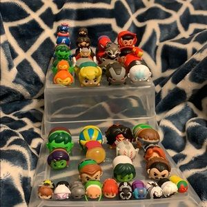 Marvel Tsum Tsum Collection!